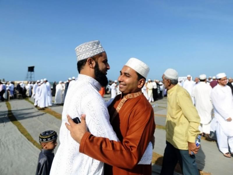 How is Eid in your community?