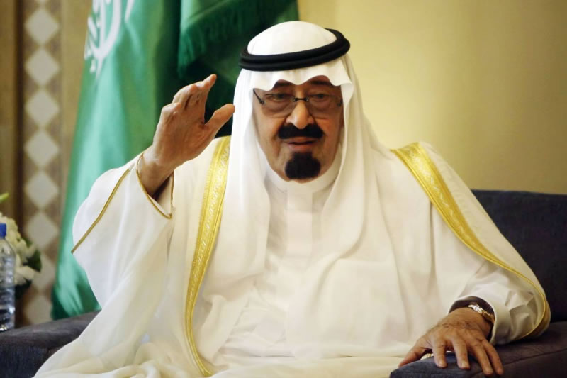 Report: King Abdullah Converted to Islam on Deathbed