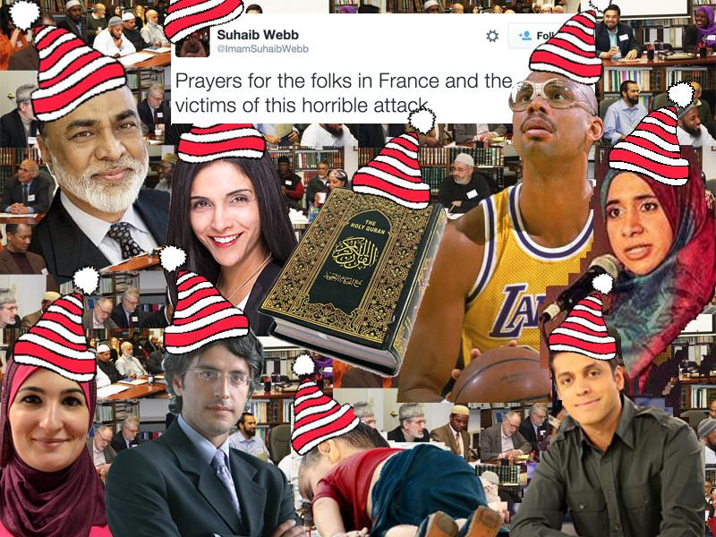 Find muslim