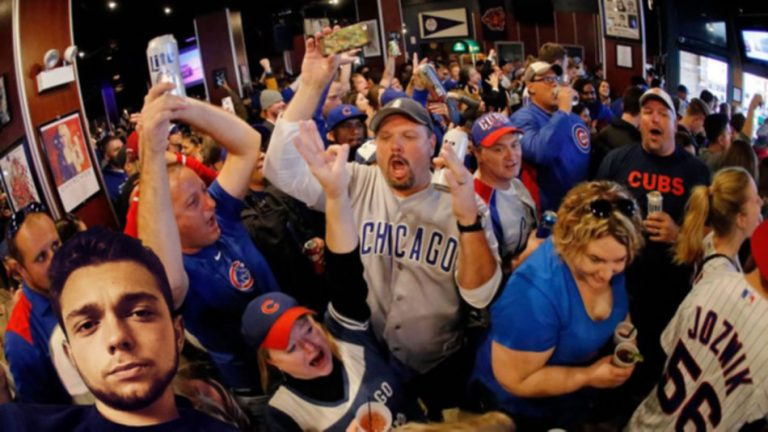 Muslim Cubs Fan Looks Forward to Being Only Sober Person in the Room