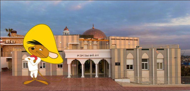 New Speedy Gonzales Mosque Will Finish Taraweeh Tonight